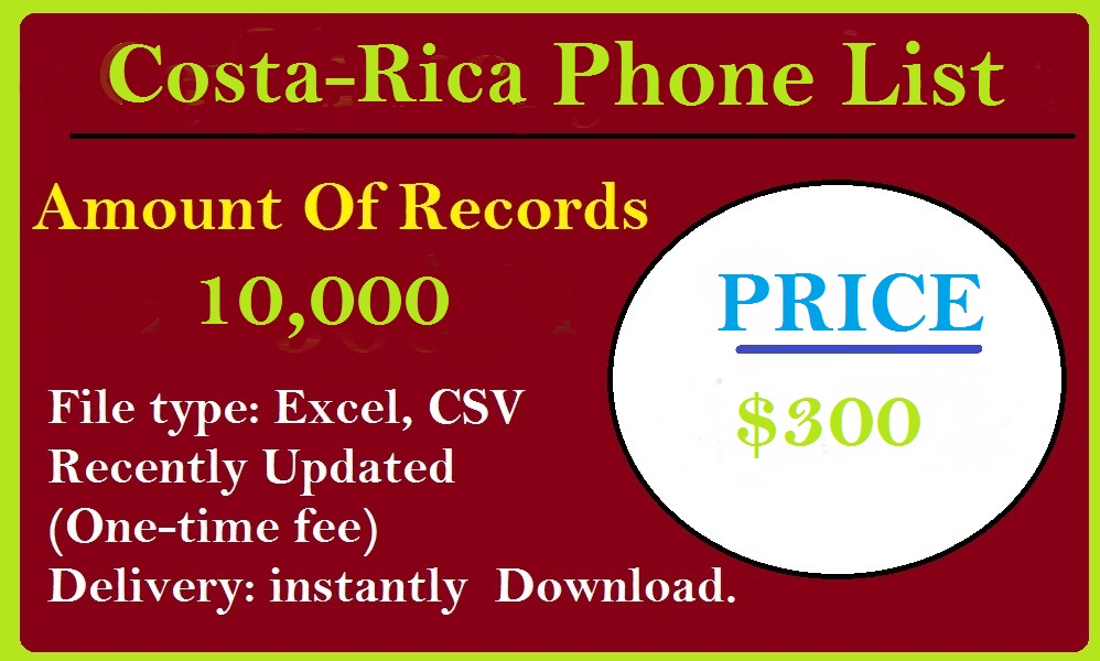 Costa-Rica Phone List