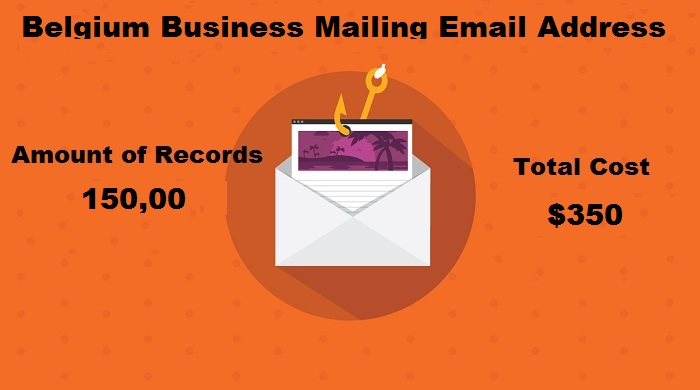Belgium Business Mailing Email Address