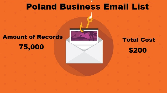 Poland Business Email List