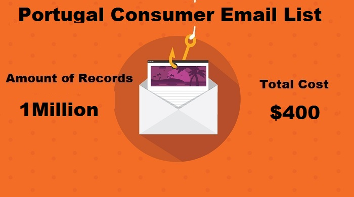 Portugal Consumer Email List