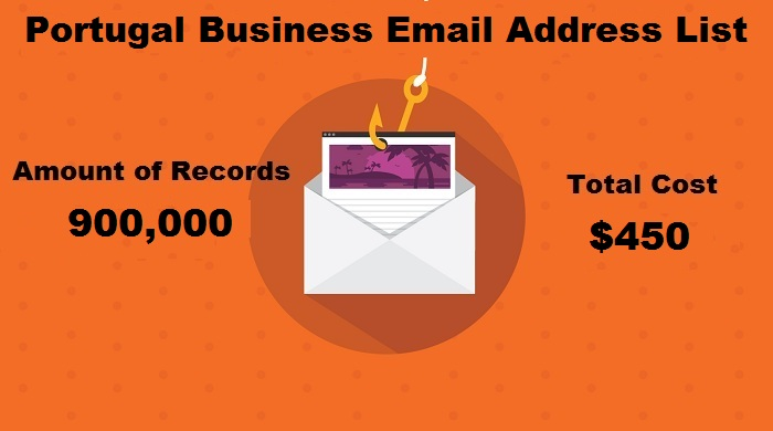 Portugal Business Email Address List
