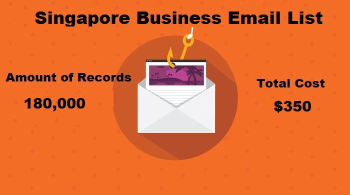 Singapore Business Email List